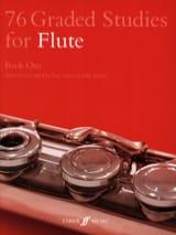 76 Graded Studies for flute - Book 1 laflutedepan.com