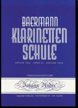 Carl Baermann - Klarinetten Schule op. 63 - Volume A - Partition - di-arezzo.fr