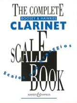 - The Complete Clarinet Scale Book - Sheet Music - di-arezzo.co.uk