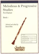 Melodious and progressive Studies - Volume 1 laflutedepan.com