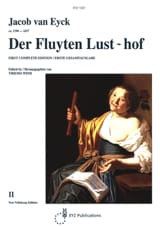 Jacob van Eyck - Der Fluyten Lust-hof - Bd. 2 - Sheet Music - di-arezzo.co.uk