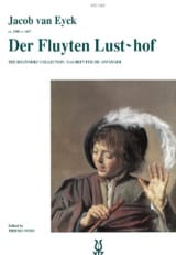 Jacob van Eyck - Der Fluyten Lust-hof for beginners - Sheet Music - di-arezzo.com