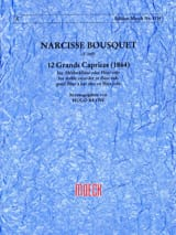 Narcisse Bousquet - 12 Great Whims 1864 - Sheet Music - di-arezzo.com