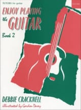 Debbie Cracknell - Enjoy playing the guitar – Volume 2 - Partition - di-arezzo.fr