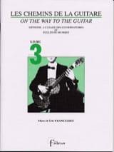 Les Chemins de la Guitare Volume 3 laflutedepan.com