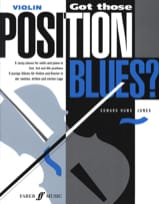 Jones Edward Huws - Got those position Blues? - Violin - Sheet Music - di-arezzo.co.uk