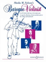 Sheila M. Nelson - Sheila M. Nelson's Baroque Violonist - Sheet Music - di-arezzo.co.uk