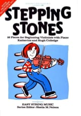 Stepping Stones - Violon et Piano - Partition - laflutedepan.com
