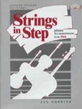 Strings in step, book 2 - Piano accompaniments laflutedepan.com