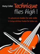 Mary Cohen - Flies High Technique! - Sheet Music - di-arezzo.com