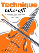 Mary Cohen - Technical Takes Off! - Sheet Music - di-arezzo.com