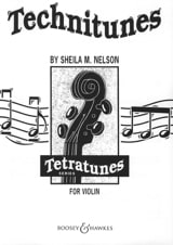 Technitunes for violin – 2 Violons - laflutedepan.com