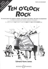 Ten O'clock Rock - Accompagnement Piano - laflutedepan.com