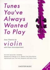 Tunes you've always wanted to play – Violon - laflutedepan.com