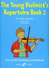 Keyser Paul de / Waterman Fanny - The Young Violonist's Repertoire Volume 2 - Sheet Music - di-arezzo.com
