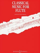 Classical Music for flute Peter Wastall Partition laflutedepan.com