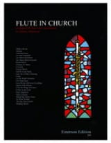Flute In Church Partition Flûte traversière - laflutedepan.com