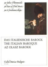 The Italian Baroque – Flute piano - Istvan Mariassy - laflutedepan.com