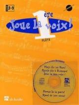 Joue la 1ère voix - Flute Partition laflutedepan.com