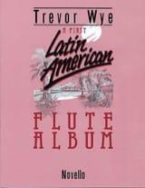 A first Latin american Flute Album Trevor Wye laflutedepan.com