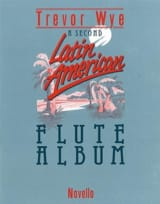A second Latin american Flute Album Trevor Wye Partition laflutedepan