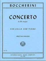 Concerto Violoncelle si bémol majeur - laflutedepan.com