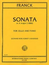 César Franck - Sonata In the Major - Sheet Music - di-arezzo.co.uk