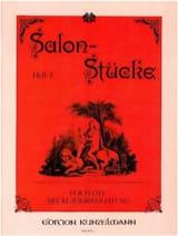 Salonstücke - Heft 3 - Volume 3 Partition laflutedepan.com
