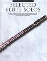 Selected Flute Solos Partition Flûte traversière - laflutedepan.com