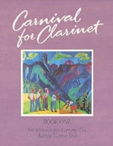 Carnival for Clarinet - Volume 1 Adrian Vernon Fish laflutedepan.com