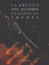 - 100 Classical Themes for Clarinet - Sheet Music - di-arezzo.com