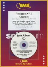 Solo Album - Volume 1 -Clarinette laflutedepan.com