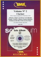 Solo Album - Volume 2 - Clarinette laflutedepan.com