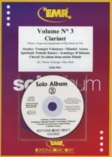 Solo Album - Volume 3 - Clarinette laflutedepan.com