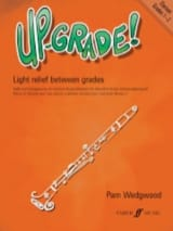 Up-grade ! Niveau 1 -Clarinet Pamela Wedgwood laflutedepan.com