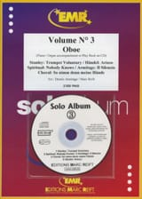 Armitage Dennis / Reift Marc - Album Solo - Volumen 3 - Oboe - Partitura - di-arezzo.es
