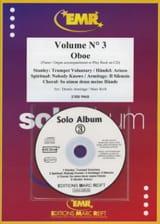 Armitage Dennis / Reift Marc - Solo Album - Volume 3 - Oboe - Sheet Music - di-arezzo.com