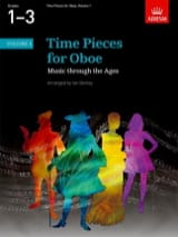 Time Pieces For Oboe Volume 1 Ian Denley Partition laflutedepan.com