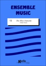 The blue Danube –Ensemble - Johann (Fils) Strauss - laflutedepan.com