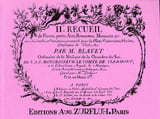 Recueil de Pièces Volume 2 Michel Blavet Partition laflutedepan.com