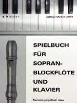 Spielbuch für Sopranblockflöte u. Klavier laflutedepan.com
