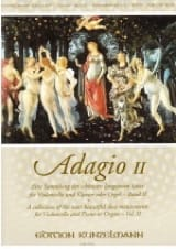Werner Thomas-Mifune - Adagio, Volume 2 - Partition - di-arezzo.fr