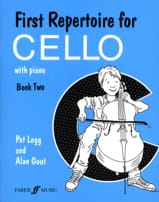 Legg Pat / Gout Alan - First repertoire for Cello – Book 2 - Partition - di-arezzo.fr