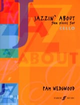 Jazzin' About – Cello - James Wedgwood - Partition - laflutedepan.com