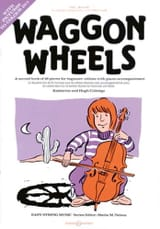 - Waggon Wheels – Violoncelle et Piano - Partition - di-arezzo.fr