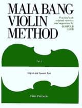 Violin Method - Volume 5 Maia Bang Partition Violon - laflutedepan.com