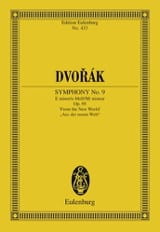 Antonin Dvorak - Sinfonie No. 9 E-Moll (Mi Min.) - Driver - Sheet Music - di-arezzo.co.uk