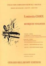 Musiques Vivantes - Volume 2 - Professeur laflutedepan.com