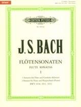 Flötensonaten - Bd. 1 (BWV 1030, 1031, 1032) BACH laflutedepan.com