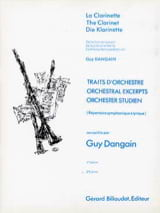 Traits D'orchestre Volume 2 Guy Dangain Partition laflutedepan.com